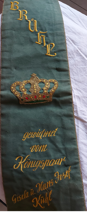 Fahnenband 1965 (Rückseite)