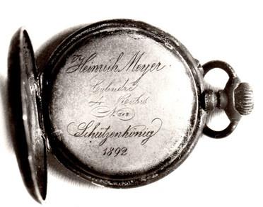 Schützenjahr 1892