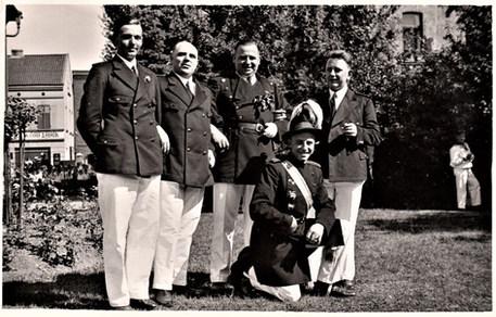 Schützenjahr 1954