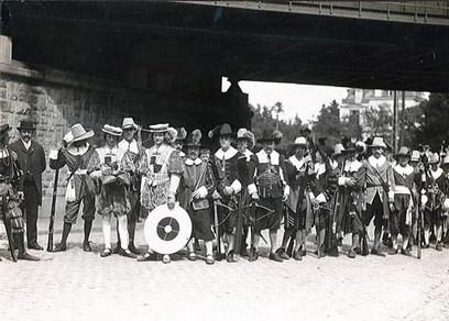 Schützenjahr 1914