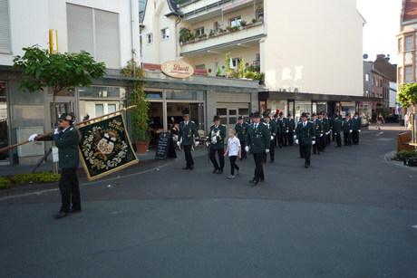 Schützenfest 17.07.2015