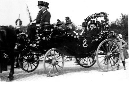 Schützenjahr 1910