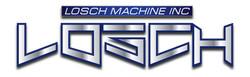 Losch Machine, Logo Design
