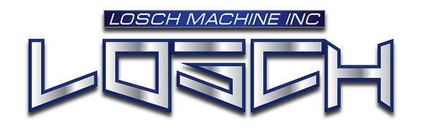 Losch Machine logo design, DesignWorks NH
