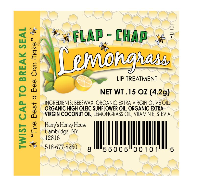 Flap Chap, Label Design