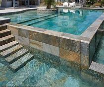 cerámica para piscina