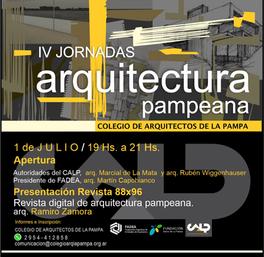 IV Jornadas de Arquitectura pampeana-1.p