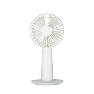 MINI FAN WITH LED LIGHT