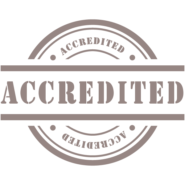 Finelash Accredited Seal
