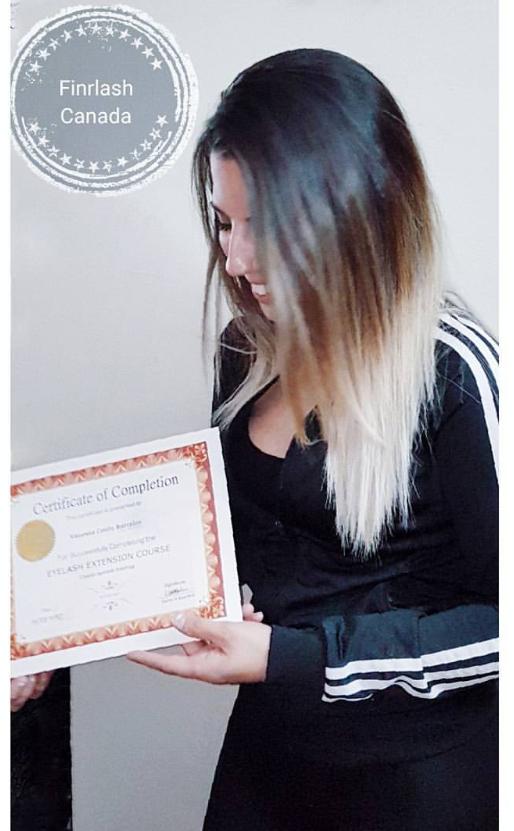 Finelash Graduate