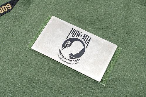 POW/MIA Titanium Flag Patch