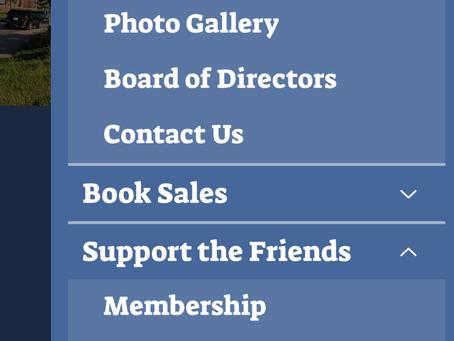 Friends Website 2.0!