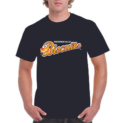 "Adult ""Mooresville Biscuits"" Cotton Tee"