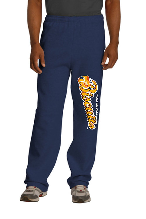"""Mooresville Biscuits"" Adult Sweatpants"