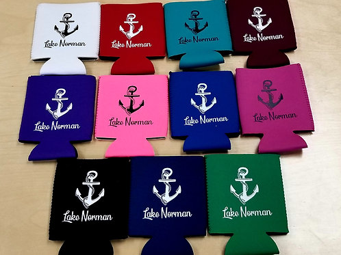 LKN Anchor Can Koozie