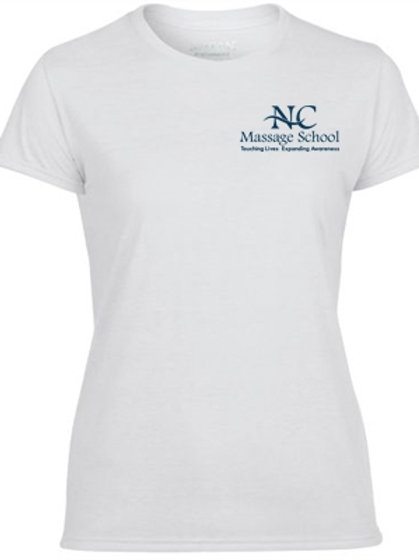Ladies NC Massage School Shirts