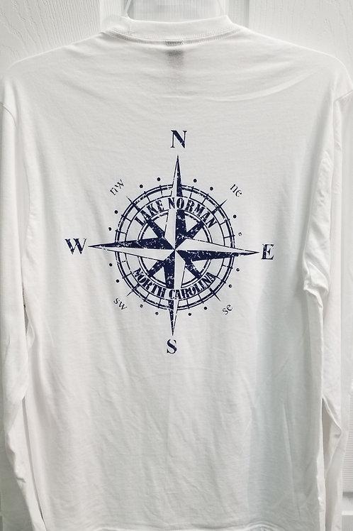 Lake Norman Compass Long Sleeve