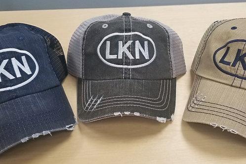 LKN Oval Hats