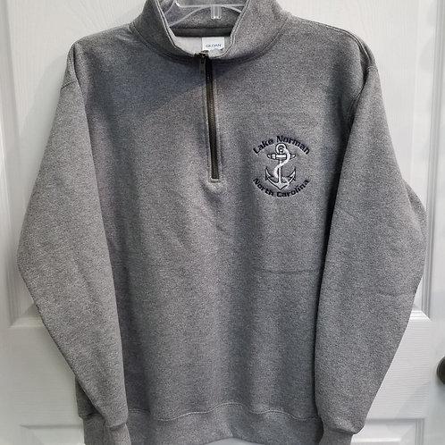 Lake Norman Anchor 1/4 Zip Sweatshirt