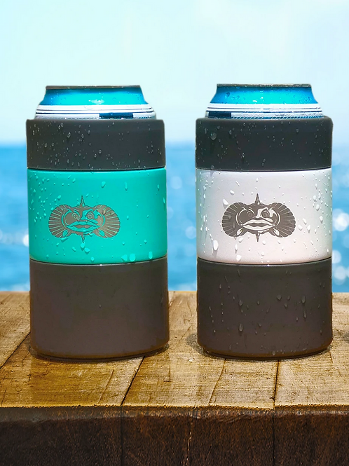 Toadfish Can Cooler