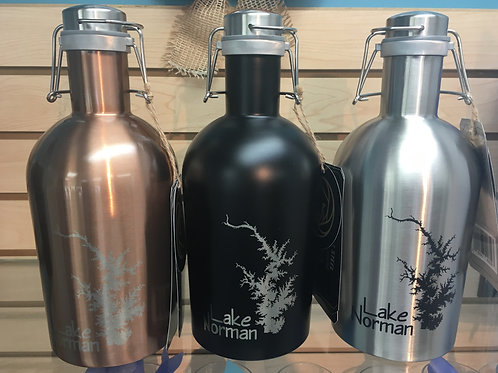 Etched Growler