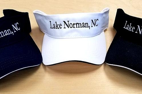Lake Norman, NC Visor