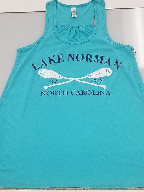 Lake Norman Tank Tops