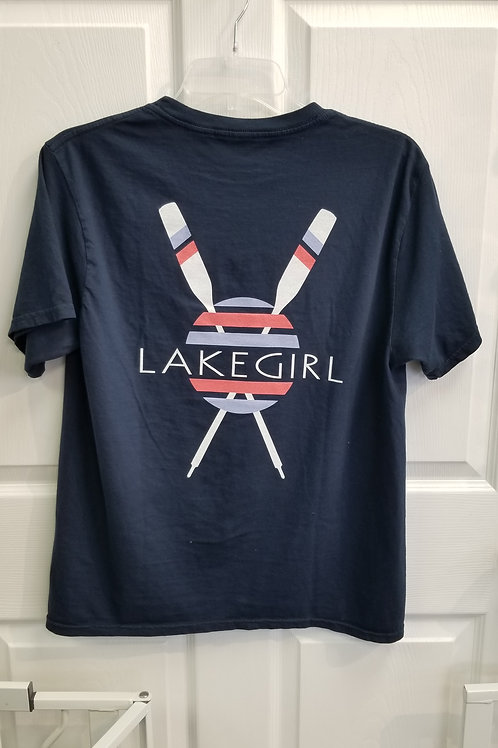 Lakegirl Paddle Tee