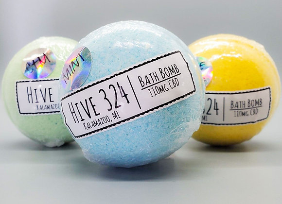 100mg CBD Bath Bombs