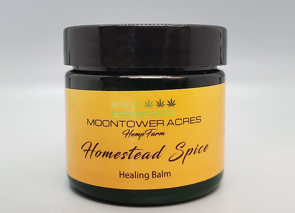 CBD Homestead Spice Healing Balm