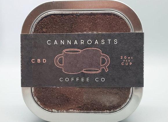CannaRoasts CBD Coffee