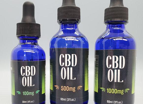 CBD Oil Isolate