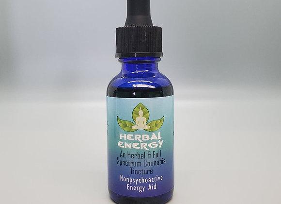 CBD Herbal Energy Tincture