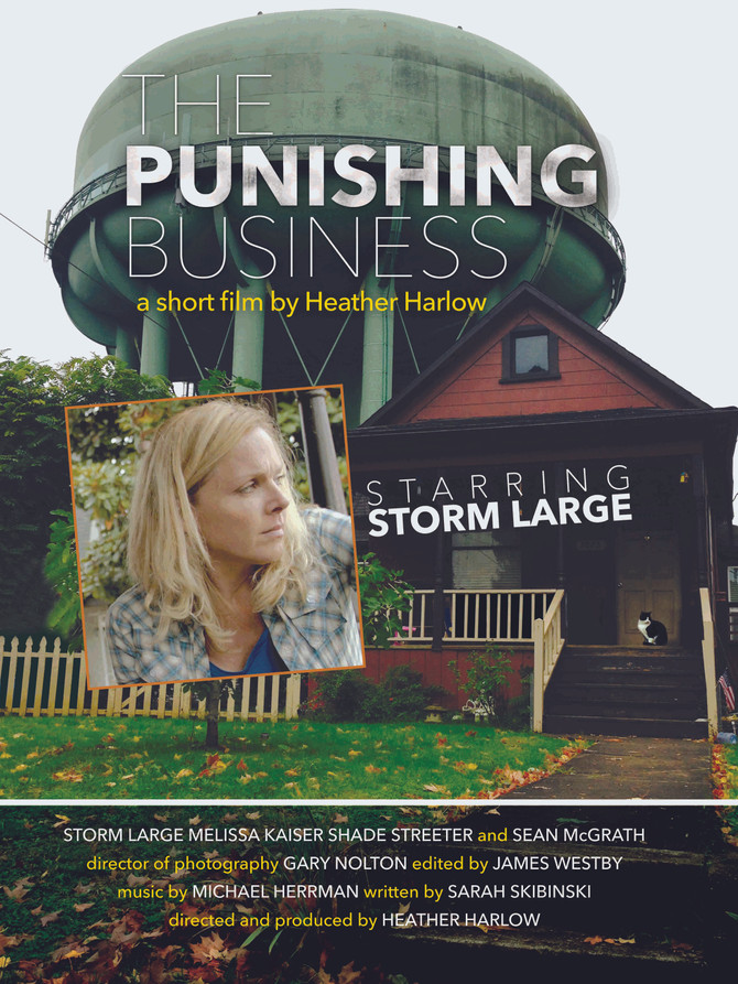 The Punishing Business will screen on August 21st at 7:30 PM in Hollywood!