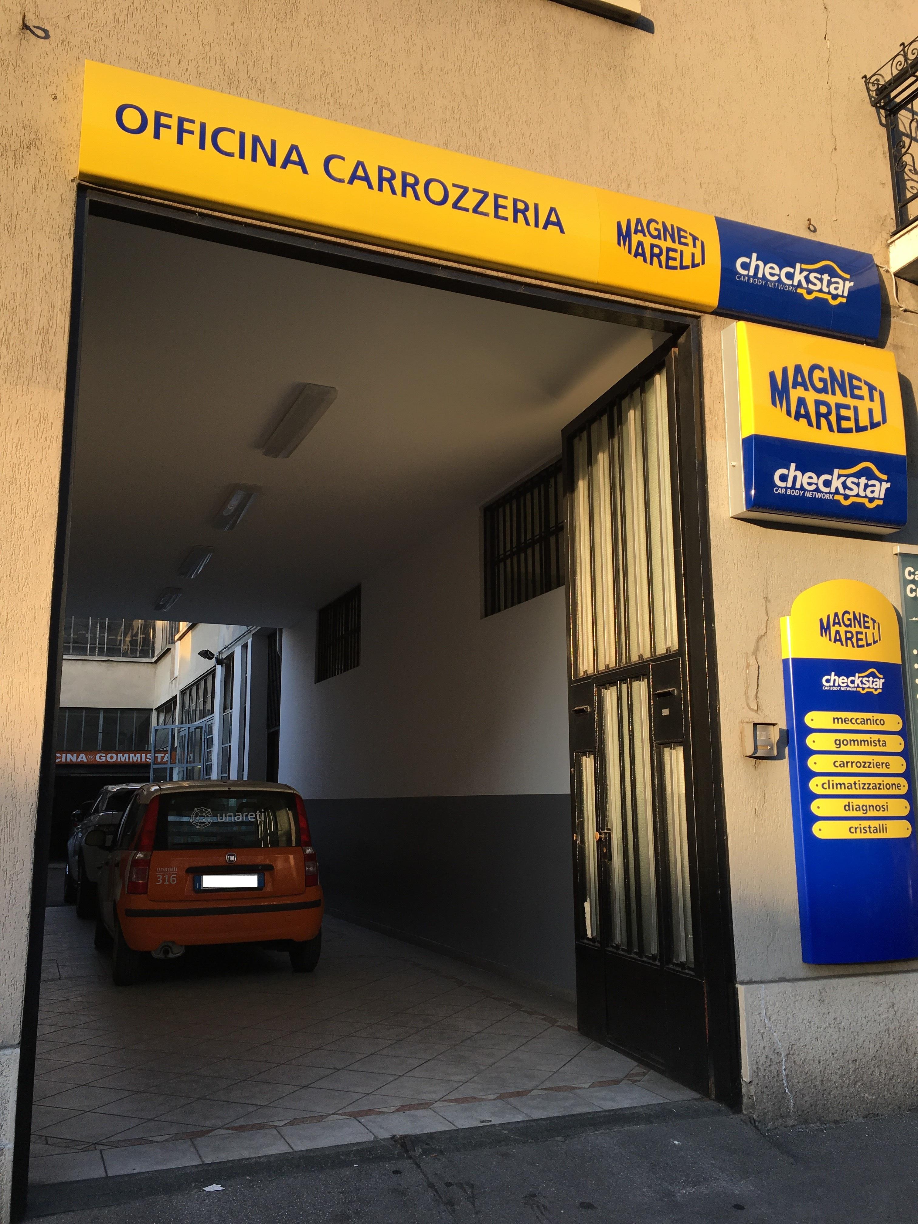 Carrozzeria Cucumazzo
