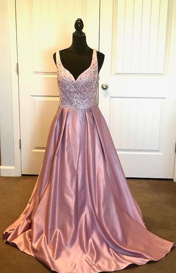 La Vie en Rose Gown