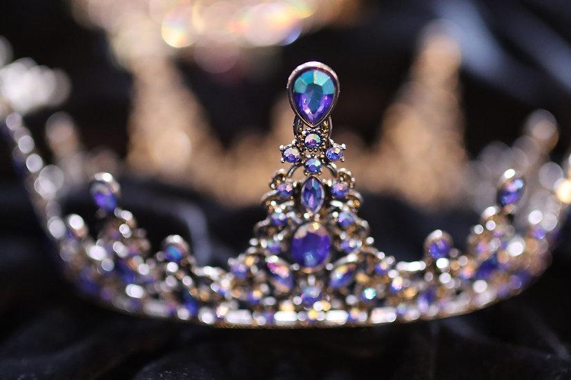 Azure Star Crown