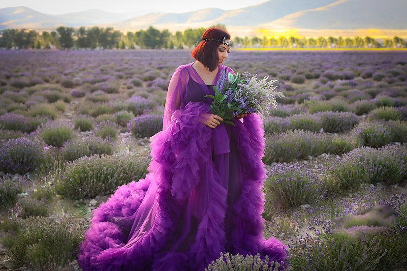 The Megara Gown