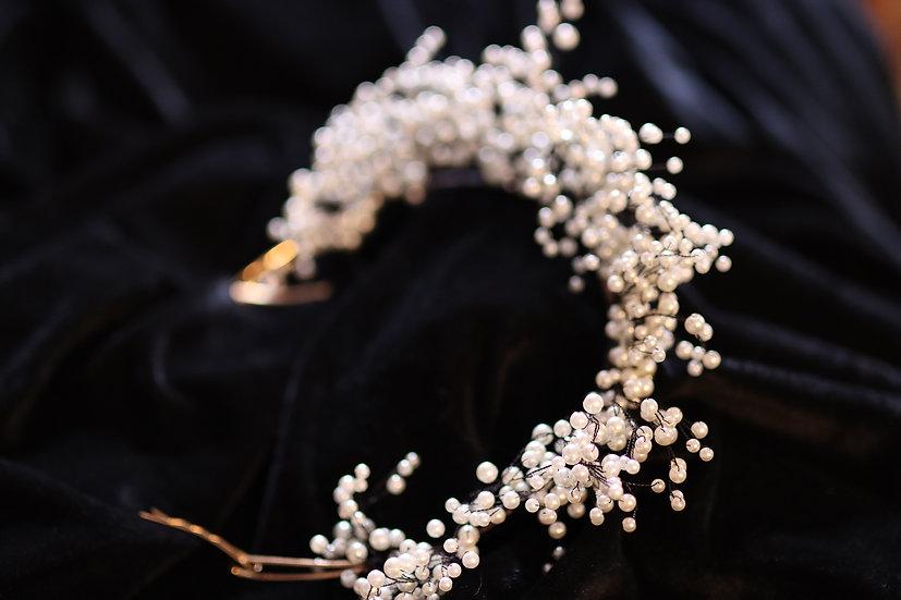 Ivory Pearl Crown