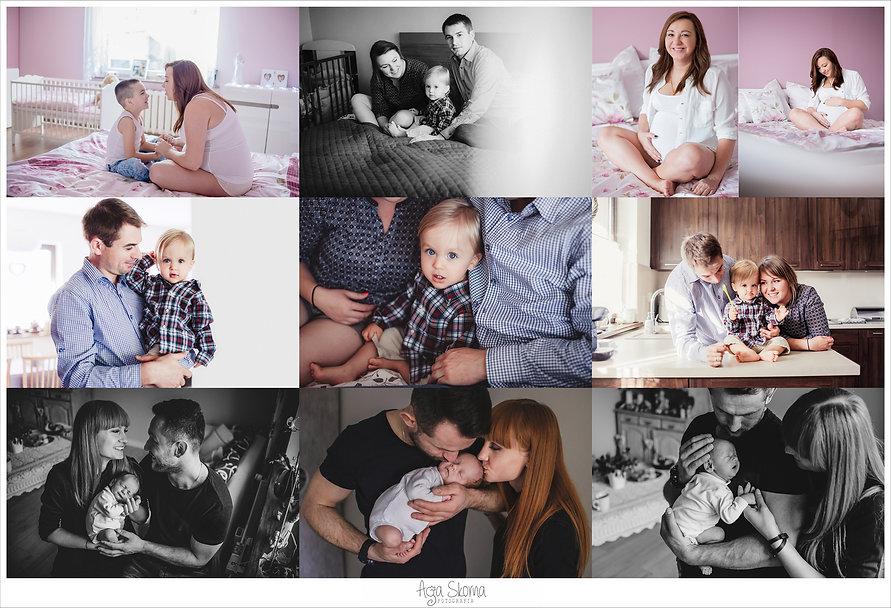 sesja noworodkowa w domu, sesja domowa Słupsk, sesja lifestyle, sesja rodzinna, sesja ciążowa Słupsk