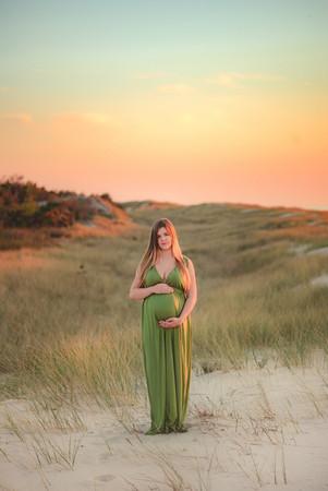 sesja-ciążowa-nad-morzem-skornafotografi