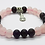 Thumbnail: Peace & Harmony Bracelet (Rose Quartz & Amethyst)