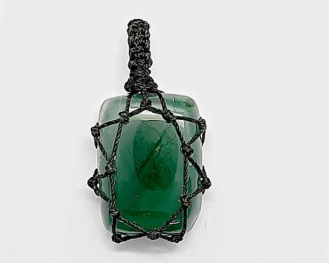 Green Aventurine Pendant