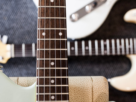 Picking Your First Electric Guitar