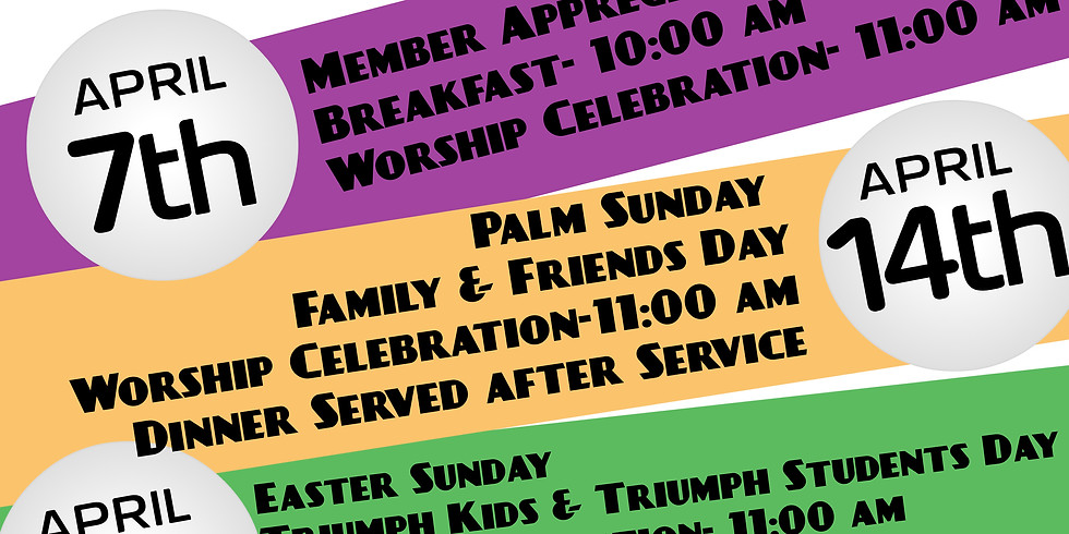 Church Anniversary (2)