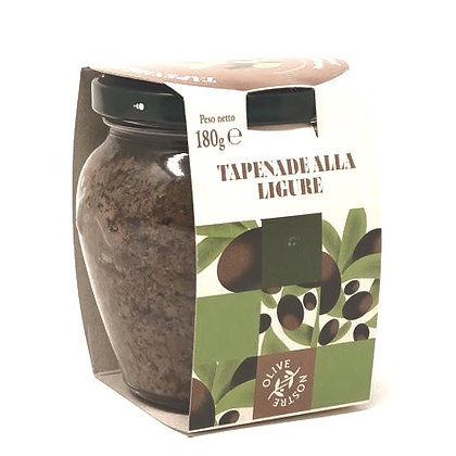 Italian Olives Tapenade  gr. 180