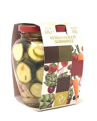 Pickled Vegetables gr 420 netto