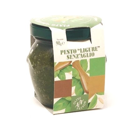 Ligurian Pesto Without  Garlic  gr.90