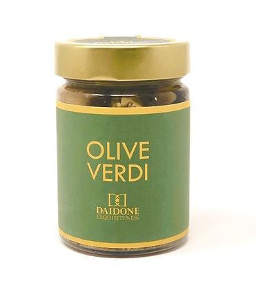 Green Olives   gr. 300