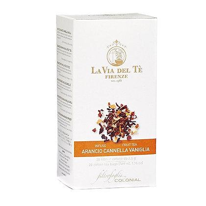 Arancio Cannella Vaniglia   fruit tea